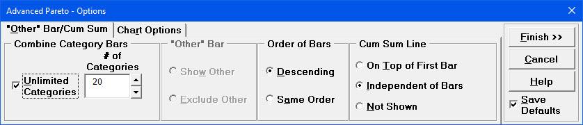 Pareto Options