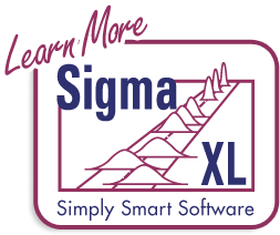 Lean Six Sigma Software Excel Add-in